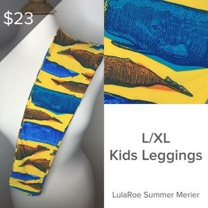 Other - Lularoe kids leggings